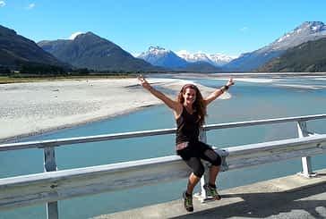 """TIERRA ESTELLA GLOBAL - Yoana Santesteban - Vuelta al mundo - """"Cuando viajas sin compañía haces dos viajes distintos: uno al país y otro a tu interior"""""""