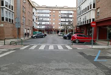 Primeras jornadas de aparcamiento gratis y limitado en el centro de Estella