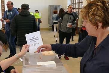 ¿Votará en  las elecciones locales  al mismo partido  que en las generales?