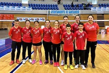 Jugadoras del Belmecher participaron en el nacional 'Se busca campeón sub-13'
