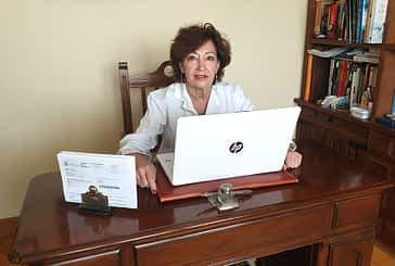 """PRIMER PLANO - Mª Luisa Hermoso de Mendoza Merino - """"Del García Orcoyen hay que valorar la buena atención y el trato cercano"""""""