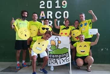 El Torneo de Pádel Arco Iris contó con 90 deportistas