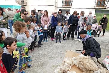 El mundo del pastoreo, reconocido en Eulate