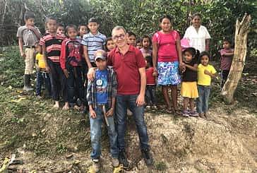 La voluntad de un estellés en Honduras