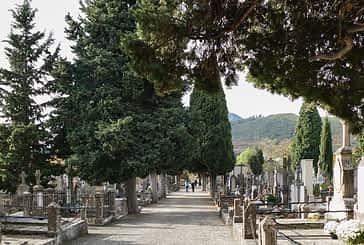 Los cementerios de Tierra Estella, listos para recibir miles de visitas