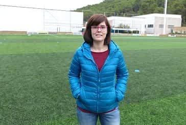 """PRIMER PLANO - Leyre Canela Martínez, presidenta del Izarra - """"Ser la primera mujer presidenta es un orgullo pero no le doy más importancia"""""""