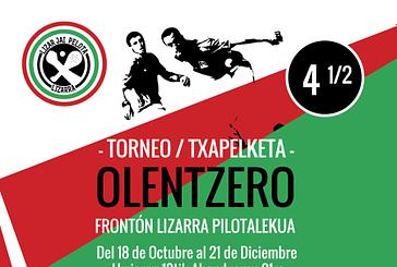 Torneo Olentzero del 4  ½