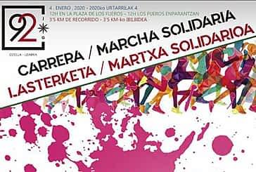 La quinta del 92 organiza una carrera solidaria