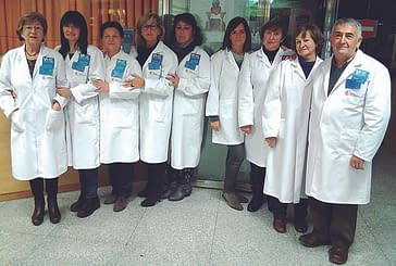 Grupo de voluntariado del Hospital