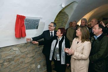 Inaugurados el centro de salud y el ayuntamiento de Barbarin