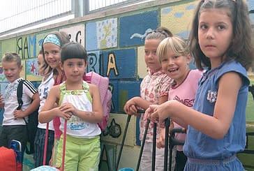 Septiembre llenó las aulas de los centros escolares