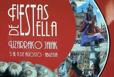 El premio del Cartel de Fiestas se queda en Estella
