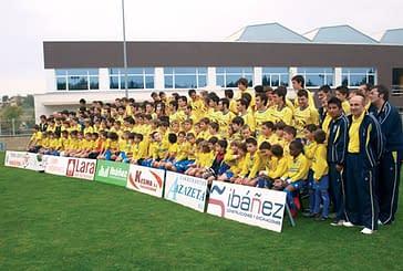 126 jugadores integran el club de fútbol de Villatuerta