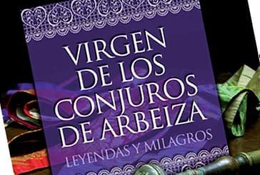 Carmelo San Martín Gil publica un libro sobre la Virgen de los Conjuros de Arbeiza