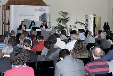 Gas Navarra presentó su oferta pública para empresas instaladoras en Estella