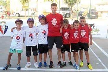 Ganadores del 'Fútbol Plaza' en Arróniz y Allo