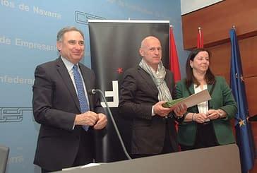 Lizarra Ikastola galardonada en el concurso 'Formando Emprendedores' de la Institución Futuro