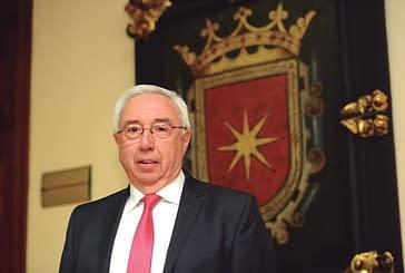 """ALPHONSE IDIART. """"El hermanamiento nos ha permitido crear vínculos permanentes con Navarra"""""""