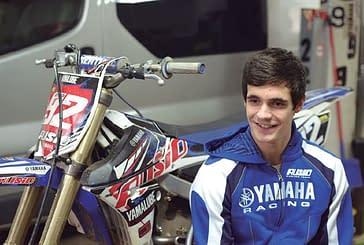 Ander Valentín logra un décimo puesto en el Gran Premio de Italia de Motocross MX-250