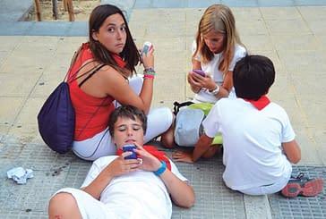 ¿Unas fiestas sin WhatsApp?