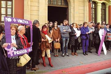 Concentraciones contra la violencia de género el 25 de noviembre