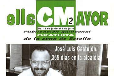 CALLE MAYOR 002 - JOSÉ LUÍS CASTEJÓN, 365 DÍAS EN LA ALCALDÍA