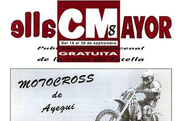 CALLE MAYOR 008 - MOTOCROSS DE AYEGUI