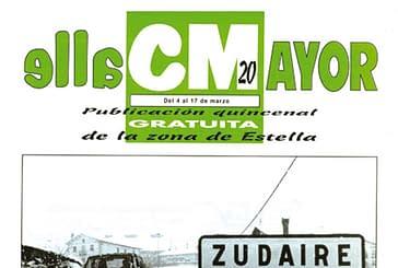 CALLE MAYOR 020 - LLEGÓ LA NIEVE A LA MERINDAD