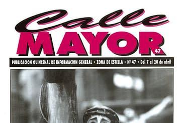 CALLE MAYOR 047 - TERMINARON LAS VACACIONES DE SEMANA SANTA