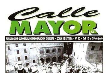 CALLE MAYOR 052 - SAN MIGUEL DE ARALAR VISITÓ ESTELLA