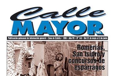 CALLE MAYOR 145 - ROMERÍAS, SAN ISIDRO Y CONCURSOS DE ESPÁRRAGOS