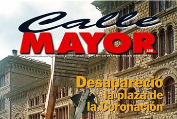 CALLE MAYOR 166 - DESAPARECIÓ LA PLAZA DE LA CORONACIÓN