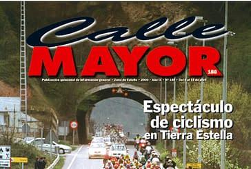 CALLE MAYOR 188 - ESPECTÁCULO DE CICLISMO EN TIERRA ESTELLA