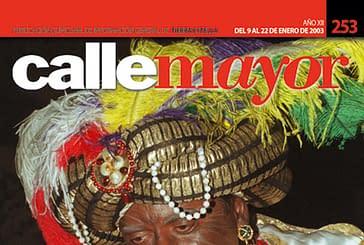 CALLE MAYOR 253 - LOS REYES MAGOS DESPIDIERON LA NAVIDAD