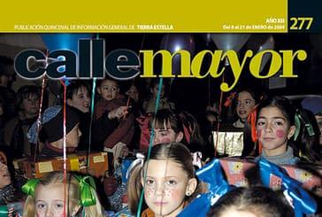 CALLE MAYOR 277 - LOS NIÑOS RECIBIERON A LOS REYES MAGOS