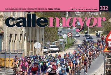 CALLE MAYOR 332 - EL PUY, META DEL VIII G.P. MIGUEL INDURÁIN
