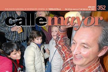 CALLE MAYOR 352 - SAN VICENTE HIZO QUE LLOVIERA PAN EN LOS ARCOS