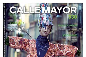 CALLE MAYOR 530 - ESTELLA SE VISTIÓ DE CARNAVAL