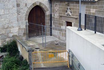 Amife pide la reapertura, en condiciones, del acceso a la iglesia de San Pedro