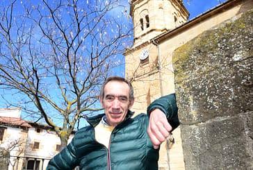 """NUESTROS ALCALDES - Javier Zugaldía - Mañeru - """"Estoy aquí por la gestión, dispuesto a dar lo mejor"""""""