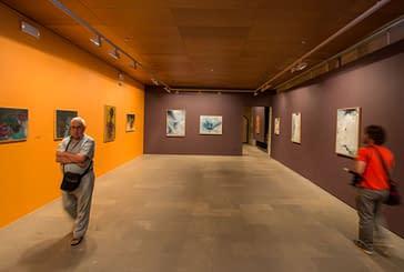 El Gustavo de Maeztu acoge la primera exposición de Pajak en España