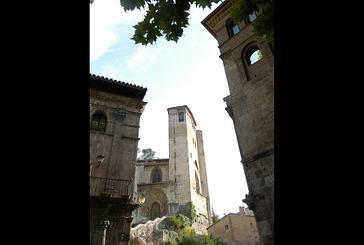 Estella licita  la señalización  del patrimonio del burgo de San Martín