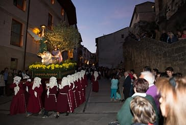 La cofradía de la Vera Cruz cumple 450 años de historia