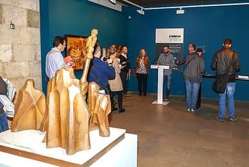 """El Gustavo de Maeztu acoge la exposición """"Forma 70's"""""""