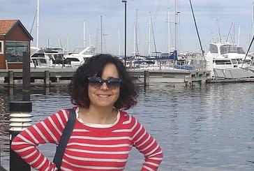"""TIERRA ESTELLA GLOBAL - María Jesús Fernández - Perth/Australia - """"Todavía me siento  más navarra que  australiana"""""""
