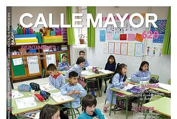 CALLE MAYOR 628 - LOS COLEGIOS DEBATEN EL CAMBIO DE JORNADA