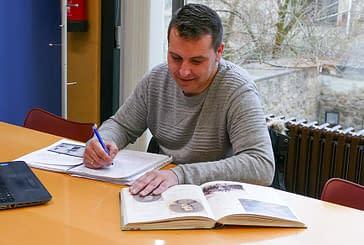 """PRIMER PLANO - Sergio Gutiérrez - """"Es un reconocimiento al trabajo y al esfuerzo"""""""