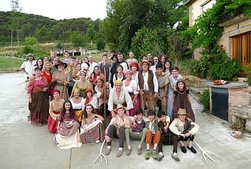 ASOCIACIONES - GRUPO DE TEATRO 'GARAÑANGO' - Homenaje al brujo Johanes