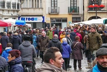 Ferias de  San Andrés, ¿sábado o domingo?