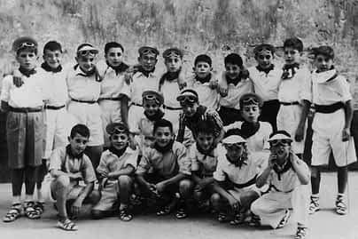 15. 1955. Cuadrilla de León.